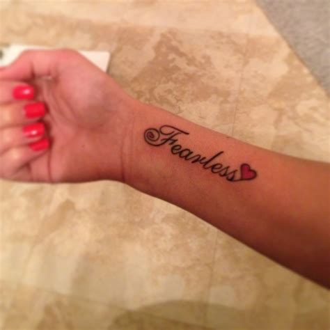 fearless tattoos best 25 fearless tattoos ideas on