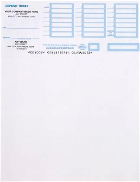 Free Download Program Quickbooks Deposit Summary Template Groundtracker Deposit Slip Template For Quickbooks