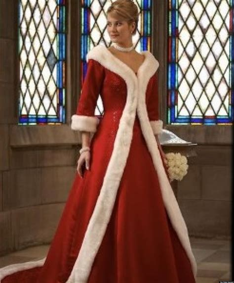 christmas themed clothing uk wedding dresses the weirdest holiday themed gowns photos