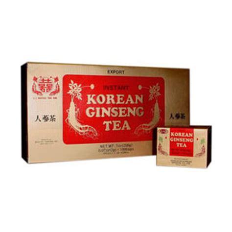 Korean Ginseng Tea korean ginseng tea herbs