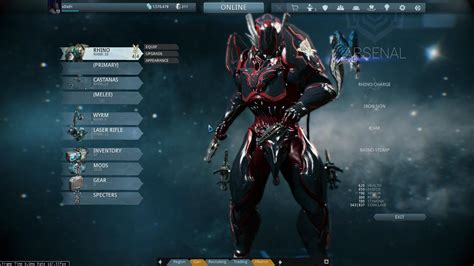 Colors That Go With Black And White by Warframe Colour Schemes Share Your Own Warframe