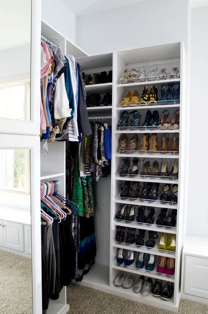 california closets shoe storage luxurious walk in closet traditional closet