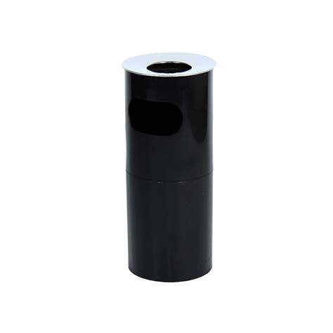 Ashtray Black ashtray standing black unik furniture hire durban