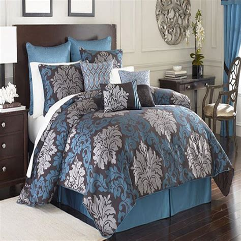 oversized king comforter sets royal velvet chamberlain oversize king comforter set ebay