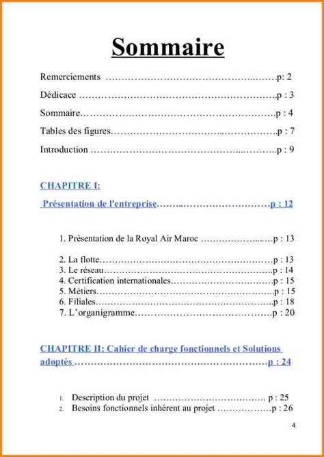 rapport de stage en cuisine exemple modele rapport de stage 3eme conclusion document