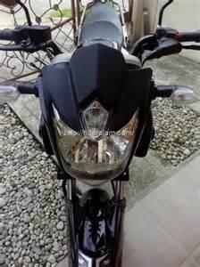 Spakbor Depan Scorpio Z Hitam ini dia yamaha scorpio z black gold edisi perpisahan yang
