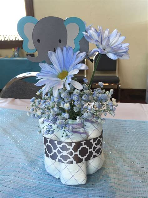 Baby Shower Centerpiece For Boy by 18 Boys Baby Shower Centerpieces You Ll Like Shelterness
