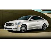 Best Family Luxury Coupes 2011 Mercedes Benz E Class Page 2