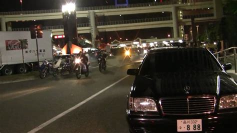 Auto Gang by W140 And Japanese Bike Car Gang Bosozoku Youtube