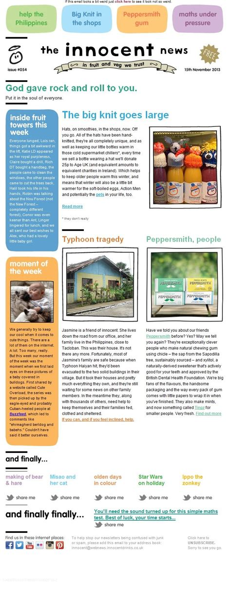 good newsletter layout exles 33 best images about follow ups on pinterest newsletter