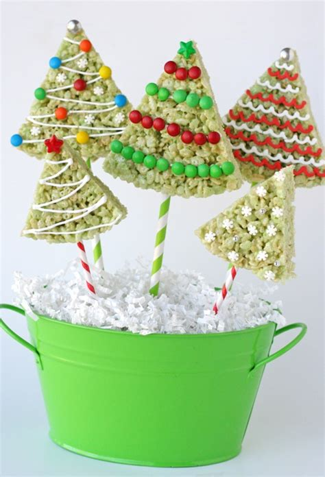 christmas rice krispie treats clean and scentsible