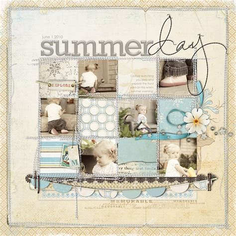 scrapbook layout ideas for multiple pictures multiple photos scrapbook layouts pinterest multi