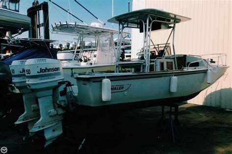 aluminum whaler boats for sale boston whaler 25 outrage boats for sale boats