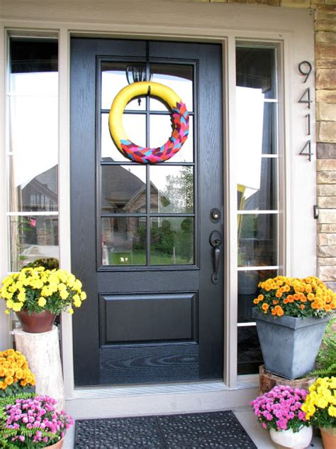 Glass Panel Exterior Door Larson New Glass Panel Front Door