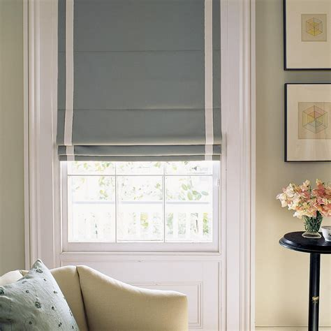 Create a peaceful ambient with Roman shades   Interior