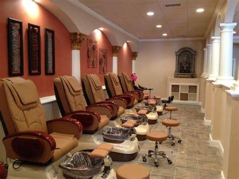 Manicure Pedicure Di Salon Surabaya nail spa spas and nail salons on