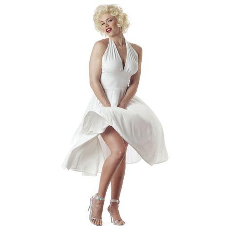 A01183 Dress Jumbo Marlyn Xl c11 licensed marilyn fancy dress costume ebay