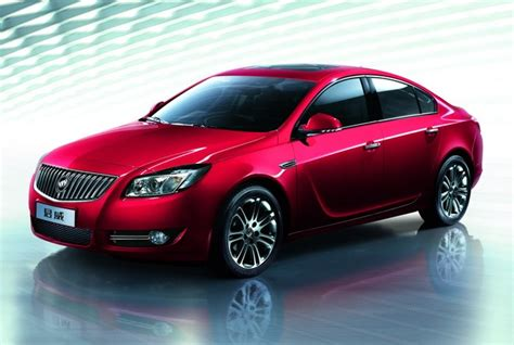 2008 buick regal for sale shanghai gm launches new buick regal in china