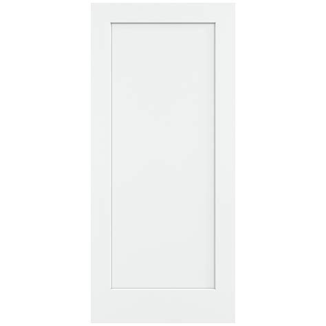 home depot white interior doors jeld wen 36 in x 80 in madison white painted smooth