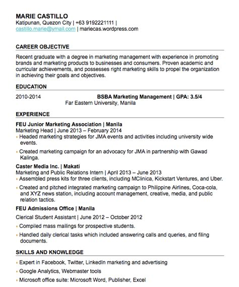 cover letter for architecture fresh graduate docoments