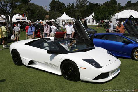 Lamborghini Versace 2008 Lamborghini Murci 233 Lago Lp640 Roadster Versace Gallery