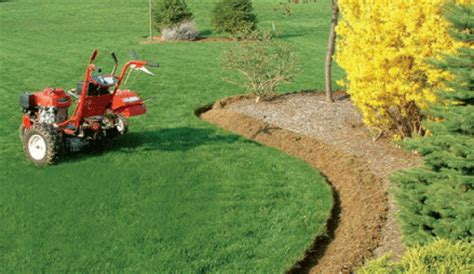 Landscape Bed Edger Bed Edgers Grand Rental Station Erie 814 899 3998