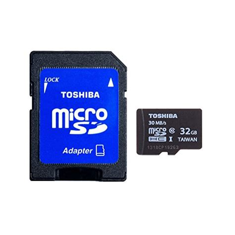 Toshiba Micro Sd 32gb Memory Sd Card Murah and photo toshiba 32gb micro sd memory card class
