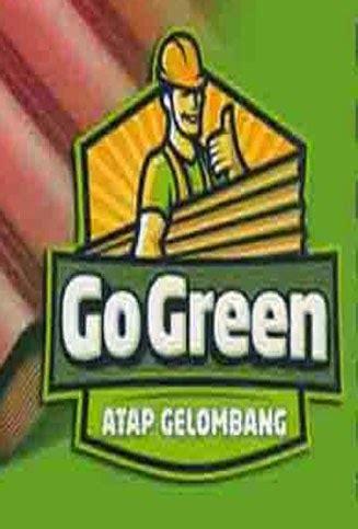 Fiberglass Gelombang 300cm Kanolite Fiber Gelombang 300cm atap upvc go green cv cahaya galunggung