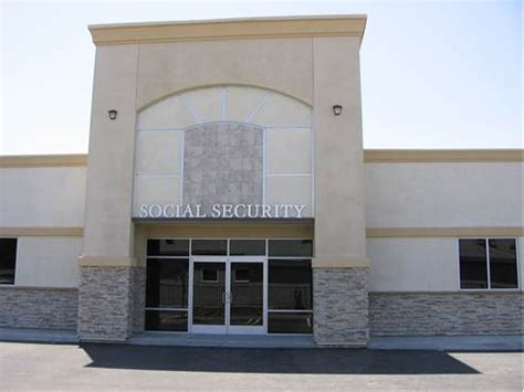 Social Security Office Burbank by Achb American Communities