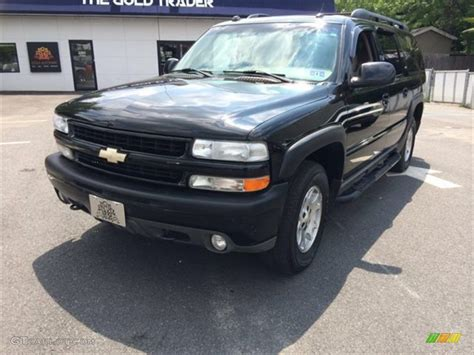 black chevrolet suburban 2005 black chevrolet suburban 1500 z71 4x4 94951519