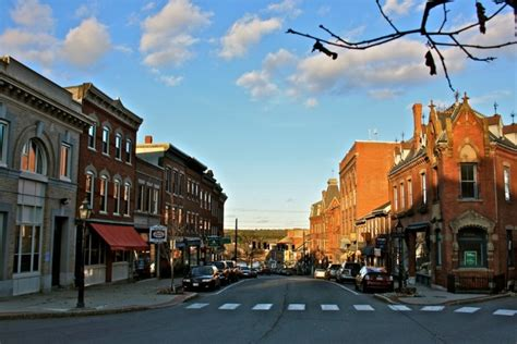 charming town beautiful charming small towns in maine