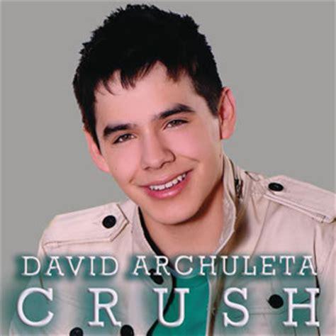 song wiki crush david archuleta song