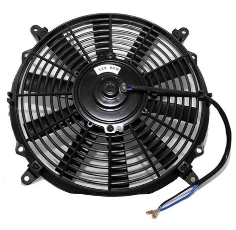 how to reverse a radiator fan 10 universal slim line radiator fan