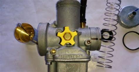 Karbu Pe 28 Nsr korek mesin motor cara cek karbu keihin pe 28 asli