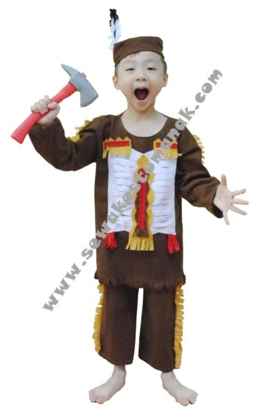 Tenda Anak Second kostum indian sewa kostum anak di jakarta tangerang