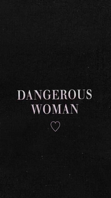 wallpaper tumblr bad girl wallpaper lockscreen ariana grande dangerous woman