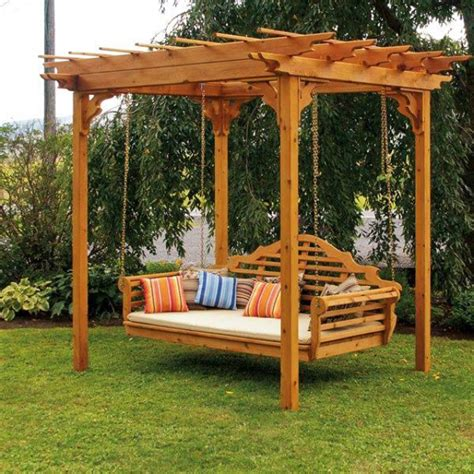 Patio Swing Blueprint The Garden Swing Sweet Memories And Moments