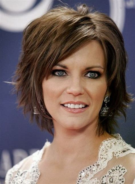 Layered Medium Length Hairstyles 2017 With Side Swept Bangs by The Medium Length And Tousled Choppy Layered