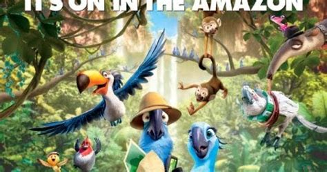 film animasi rio 2 blog denai rio 2 2014 720p bluray