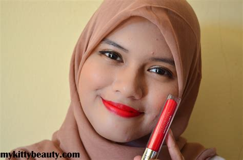 Wardah Lip Di Dandan wardah exclusive matte lip mykittybeauty