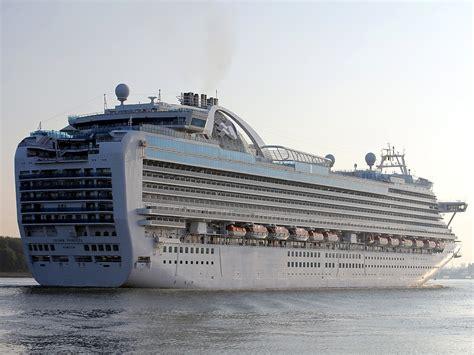 princess cruises v general electric passagiersschepen