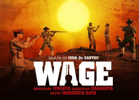 biography of wage rudolf supratman wage review film indonesia