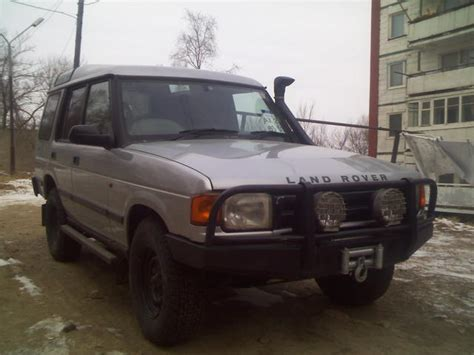 1996 land rover discovery photos 2 5 diesel automatic for sale