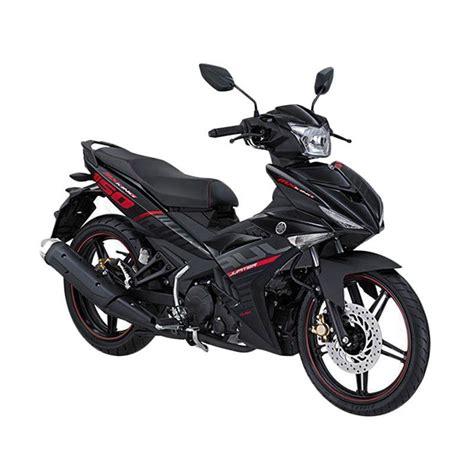 Tas Motor Mx King jual yamaha jupiter mx king 150 sepeda motor hitam otr