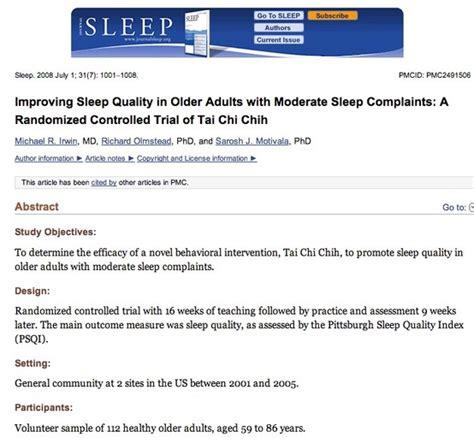 7 best t ai chi chih across the globe images on pinterest - Sleep Quality Ncbi