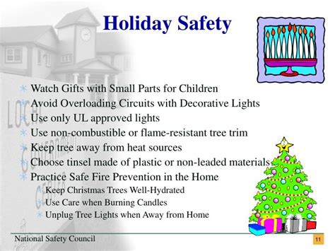 christmas tree gas well ppt ppt winter safety tips powerpoint presentation id 1108756