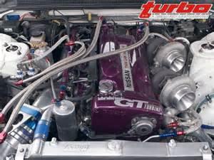Nissan Skyline Engine Nissan Skyline Gtr R33 Engine View Photo 3
