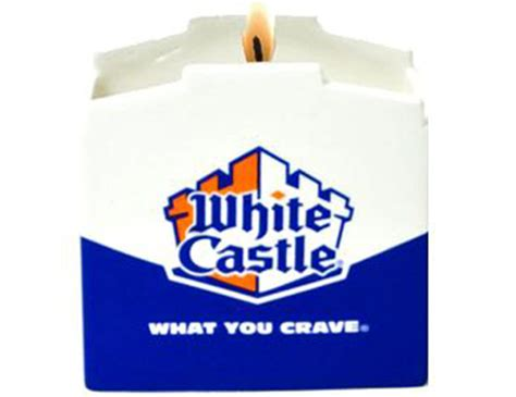 White Castle Gift Card - behold the white castle slider candle beauty bets