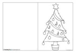 Christmas Card Templates For Children To Make Christmas Card Templates Teaching Ideas