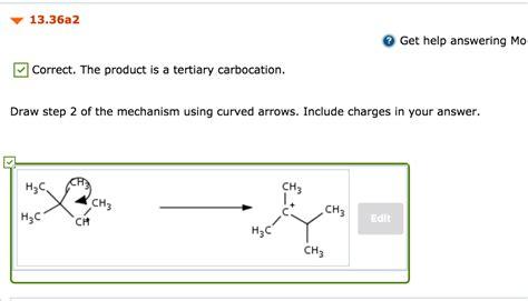 1 butene hydration solved practice problem 13 36 acid catalyzed hydration of